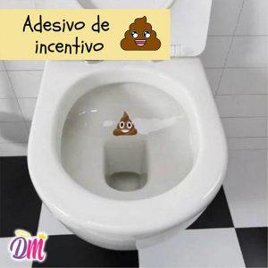 ADESIVO INCENTIVO COCÔ NO VASO